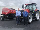 Craig Brimblecombe, left, and Noel Baines have joined forces to establish STAG Machinery Group.