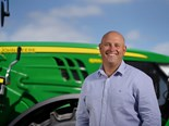 New John Deere Australia-New Zealand Managing Director Luke Chandler.