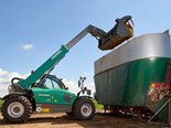 The compact KT276 model has a payload of 2.7-tonnes.
