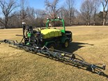 Deere distributes smart sprayer