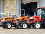 Tractor sales momentum continues into 2021