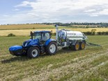 New Holland methane-powered tractor to hit EU markets