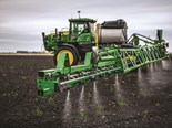 John Deere will bolster its precision agriculture offering with See & Spray Select technology.
