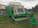 Product Focus: Bonino Cut and Carry grazer wagons