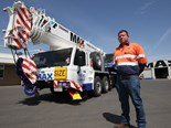 SA Crane contractor sold on Tadano