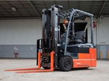 Toyota expands 8 series forklift line-up