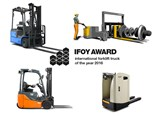 Forklift of the Year nominees announced