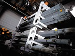 Katso Unibloc stacking system simplifies bar storage