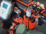 Video: Lego CNC milling machine