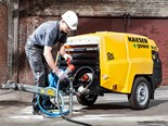 Kaeser Mobilair electric compressors are green and cost effective