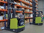 Clark SRX reach trucks unveiled