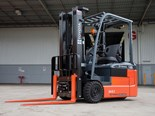 Product focus: Toyota 8FBE forklift