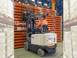 Review: Crown FC 5200 series forklift