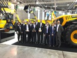 New JCB machines praised at Paris International Agribusiness Show 2017