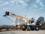 Liebherr shows off new rugged cranes at CONEXPO