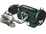 The new Volvo Penta D11 engine