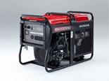 Honda EM10000 generator delivers big power