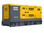 Atlas Copco beefs up power with QAS 630 generator