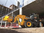 JCB 540-180 Hi-Viz Loadall telehandler aims for efficiency
