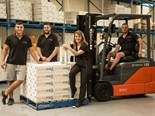 Equipment focus: Toyota 8FBE18 battery electric forklift