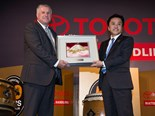 Toyota celebrates 50 years of forklifts in Australia