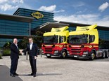 Linfox taps Scania for fleet modernisation