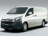 Toyota pledges advances in new HiAce