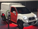 First Ace electric vans assembled in Adelaide
