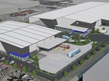 A render of the Laverton North facility