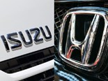 Isuzu and Honda link on fuel cell trucks