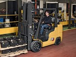 Caterpillar Industrial has sold its minority ownership in CAT forklifts.