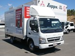 Fuso Canter Automatic.