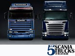 Top Five Scania Trucks from the Last Decade