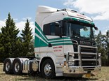 Drivers have given the Scania R620 the thumbs up.