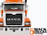 Top Five Mack Trucks from the Last Decade