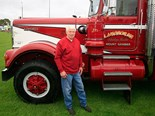 People in trucking: Murray Langford and his 1969 V12 Kenworth