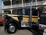 Rare 'Smokey and the Bandit' Kenworth W925 hits Alexandra