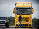 Mercedes-Benz unveils digital and safety innovations