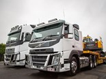 Sibling success. The Volvo FM might have a lower profile in more ways than one compared to the FH flagship but when it comes to versatility, FM is the master.