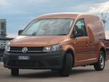 2016 Volkswagen Caddy.
