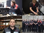 Isuzu crowns World Technical Competition finalists