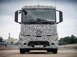 Mercedes-Benz launches electric Urban eTruck