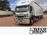 Top Five Iveco Trucks From the Last Decade