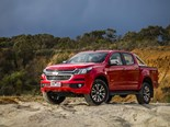 Holden revamps Colorado ute range