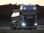 Scania unveils its next-generation truck range