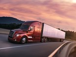 Freightliner unveils new Cascadia