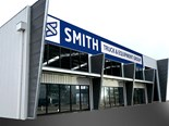 The Smith Truck Group is finishing off the final touches on its new dealership scheduled to open in mid-November.