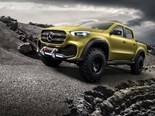 Mercedes-Benz launches X-Class pickup