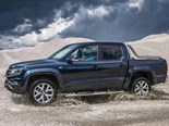 VW will launch a new Amarok in November.