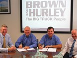 PacLease expands through Brown & Hurley